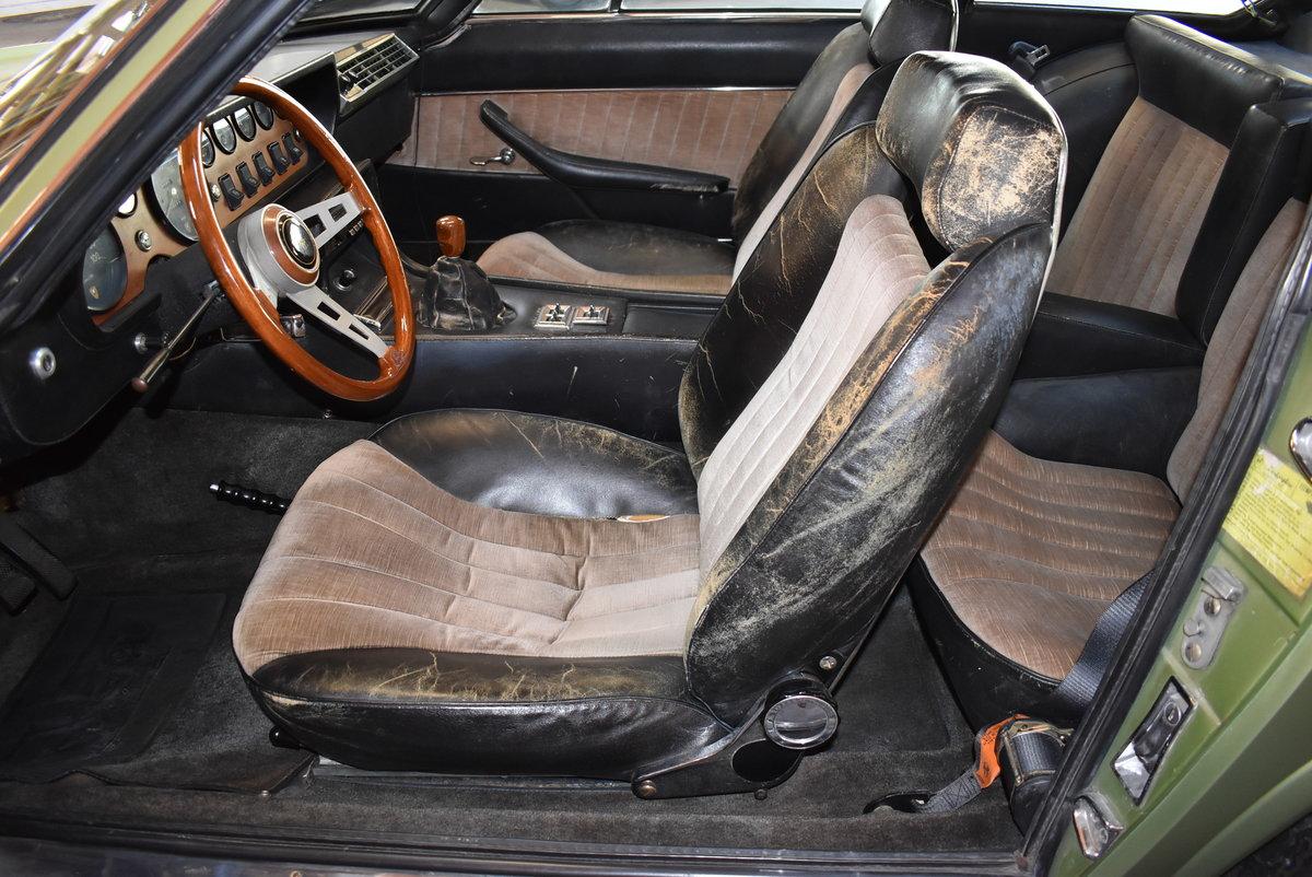 1970 Lambroghini Islero S For Sale (picture 3 of 6)