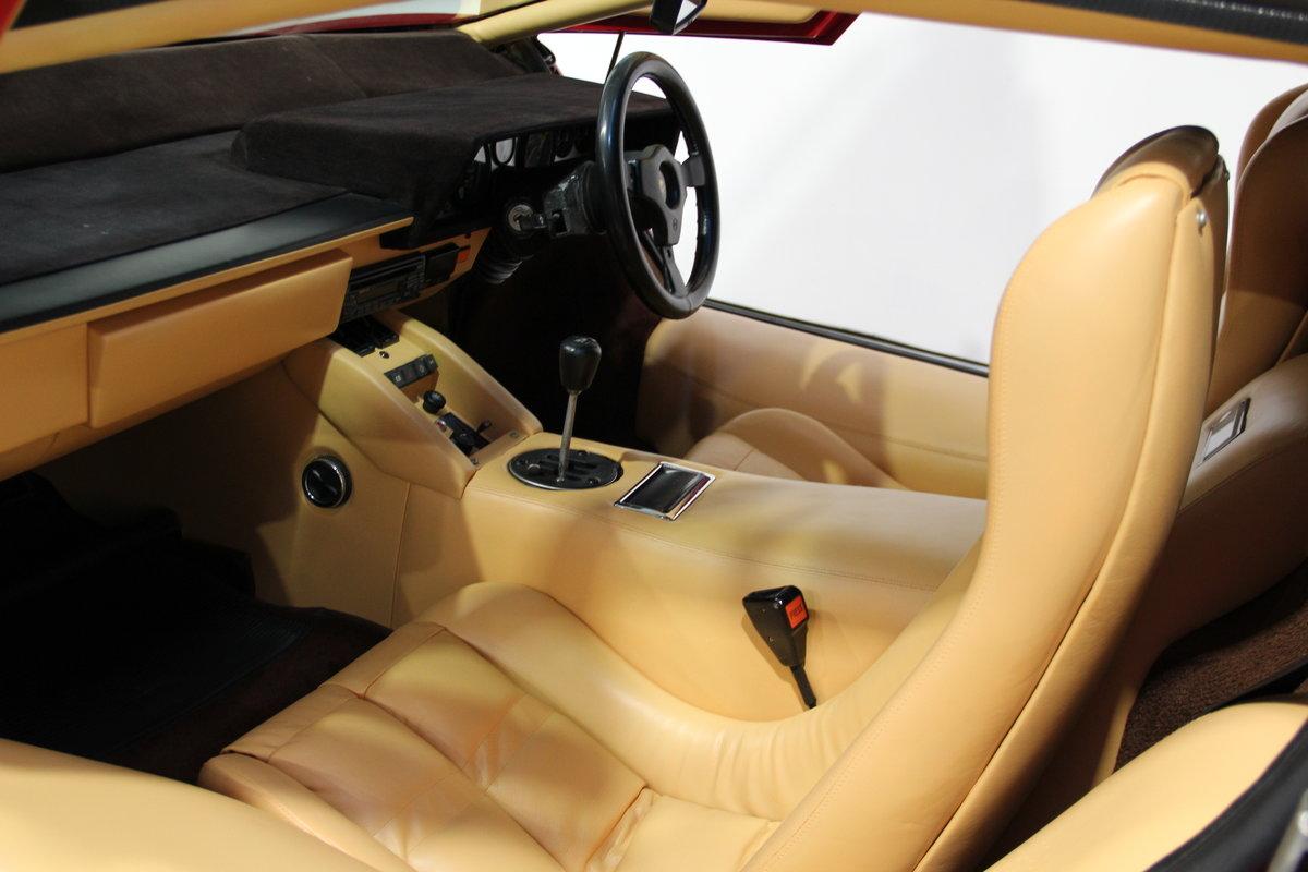 1983 Lamborghini Countach LP500 S RIGHT HAND DRIVE For Sale (picture 5 of 6)