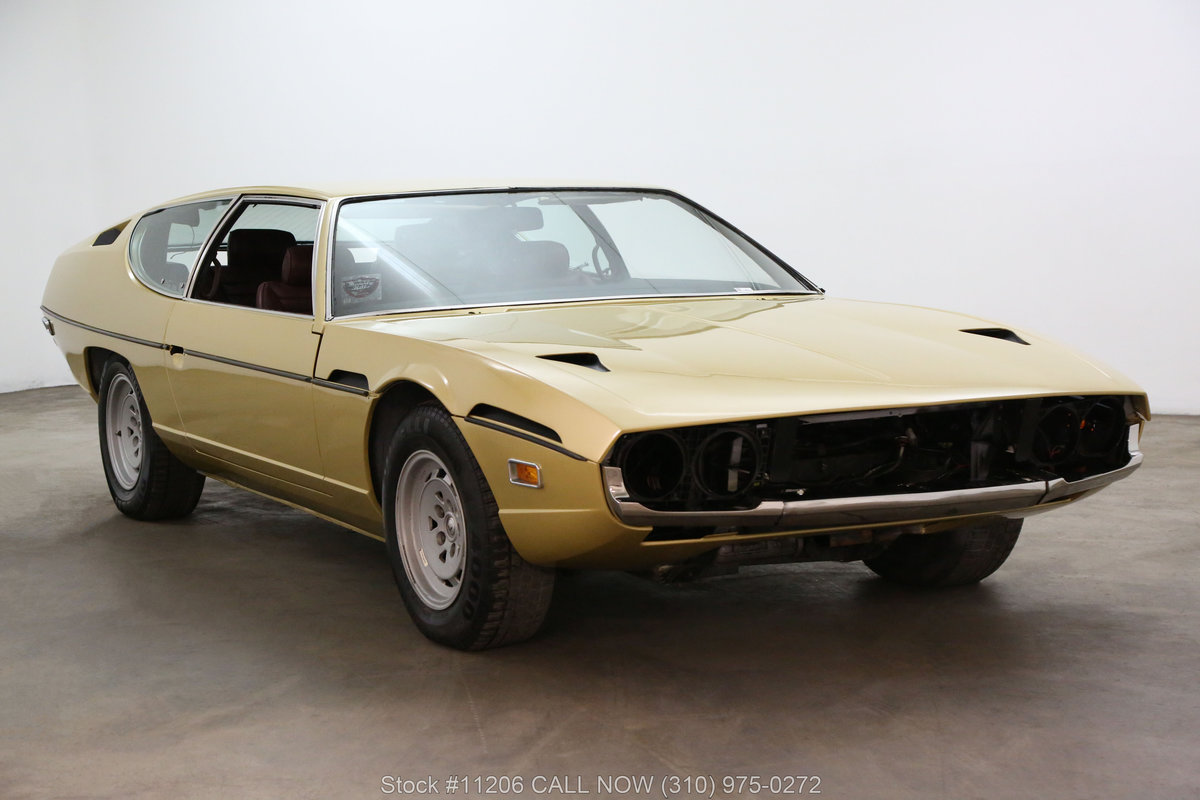 1973 Lamborghini Espada Series III For Sale (picture 1 of 6)