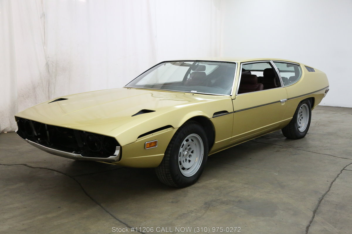 1973 Lamborghini Espada Series III For Sale (picture 3 of 6)