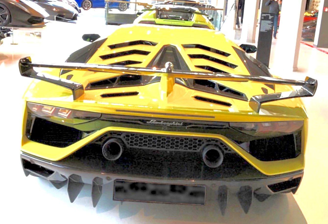 2020 Lamborghini Aventador SVJ Brand New  For Sale (picture 2 of 6)