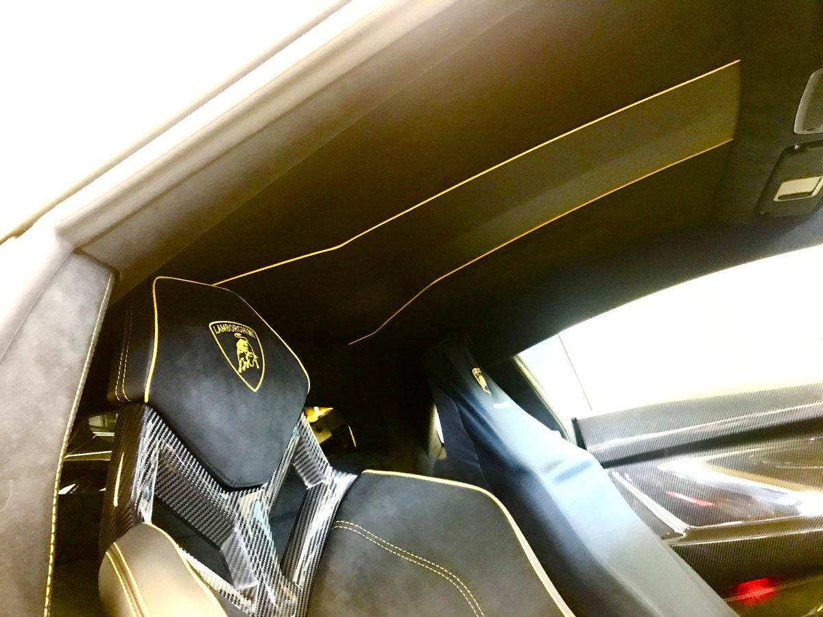 2020 Lamborghini Aventador SVJ Brand New  For Sale (picture 4 of 6)