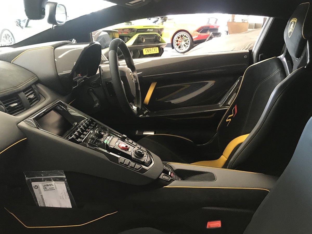 2020 Lamborghini Aventador SVJ Brand New  For Sale (picture 5 of 6)