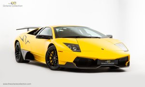 2009 LAMBORGHINI MURCIELAGO SV // 1 OF 186 PRODUCED // AEROPACK For Sale