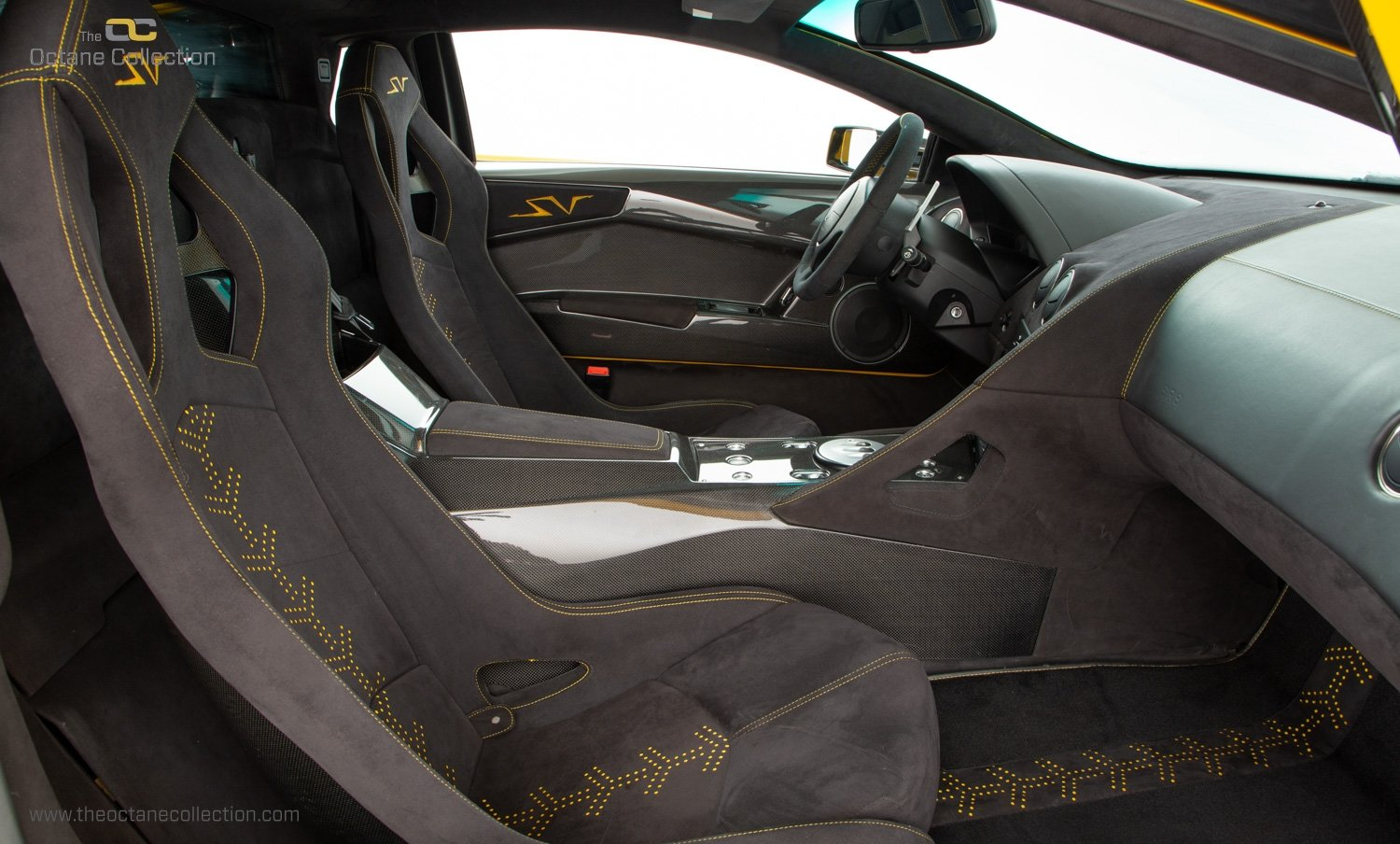 2009 LAMBORGHINI MURCIELAGO SV // 1 OF 186 PRODUCED // AEROPACK For Sale (picture 16 of 23)