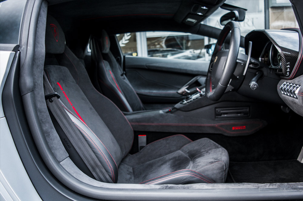 2016 65 Lamborghini Aventador Pirelli Coupe Limited Edition For Sale (picture 5 of 6)