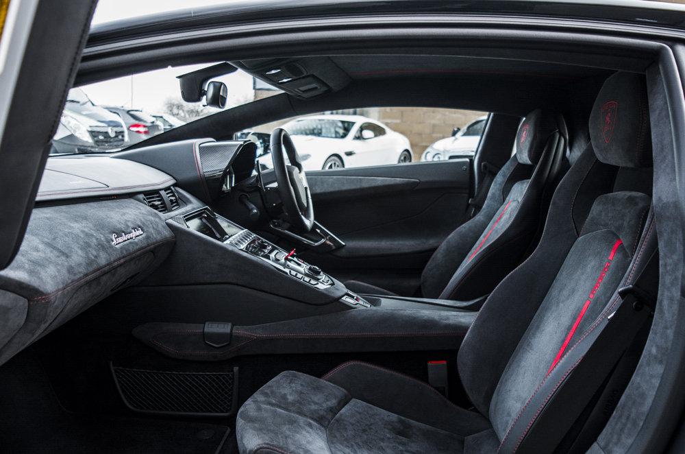 2016 65 Lamborghini Aventador Pirelli Coupe Limited Edition For Sale (picture 6 of 6)