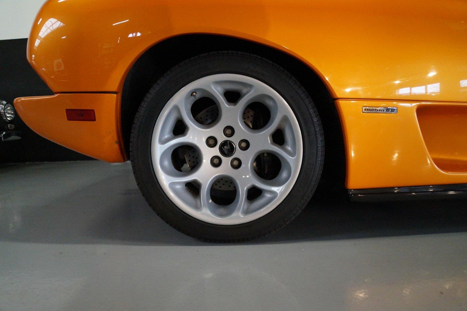 LAMBORGHINI DIABLO VT 6.0 V12 Stunning Condition (2001) For Sale (picture 6 of 6)