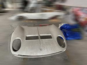 1970 Lamborghini Miura front end