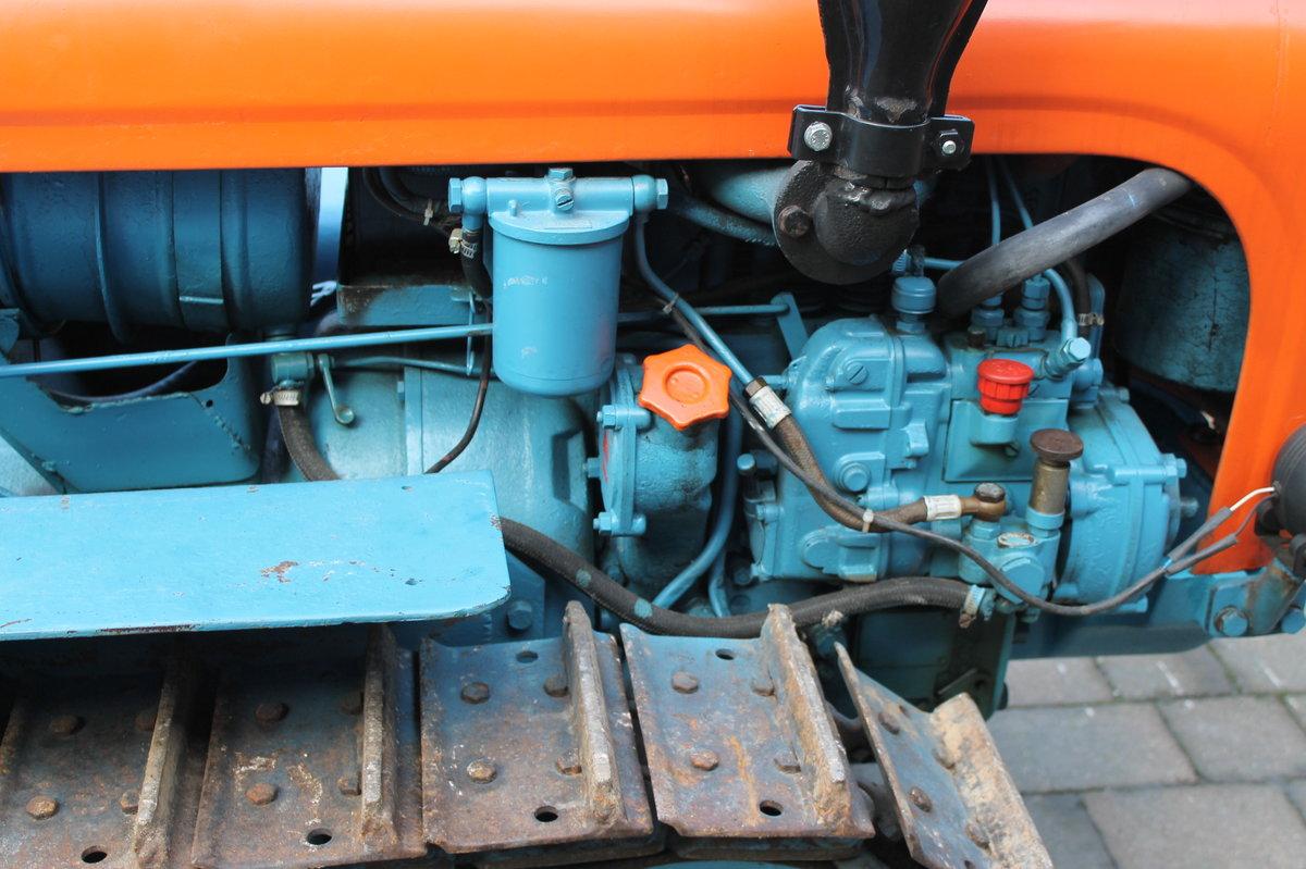 1962 LAMBORGHINI TRACTOR 1C Crawler  For Sale (picture 7 of 10)