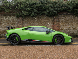 2018 Lamborghini    Huracan Performante  SOLD