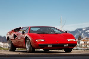 1977 Lamborghini Countach LP400 Periscopio For Sale by Auction