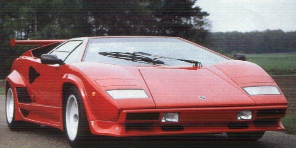 1985 Lamborghini countach franco sbarro body kit For Sale (picture 2 of 5)