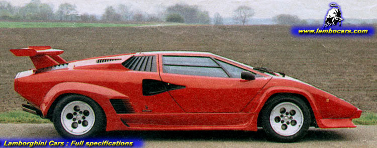1985 Lamborghini countach franco sbarro body kit For Sale (picture 5 of 5)