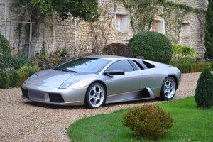 2003 Lamborghini Murciélago For Sale by Auction