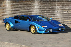 1979 Lamborghini Countach LP400S Car 47 of 50 Low Body S1 For Sale