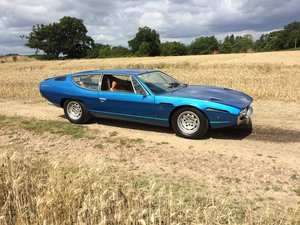 1972 Lovely origional unmolested Espada
