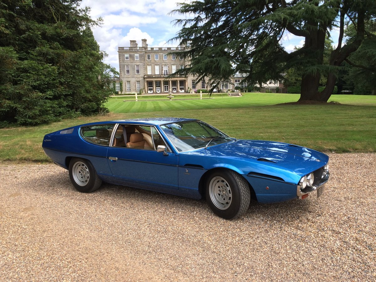 1972 Lovely origional unmolested Espada For Sale (picture 2 of 5)