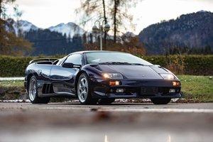 2000 Lamborghini Diablo roadster VT For Sale by Auction