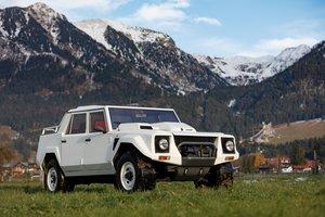 1986 Lamborghini LM002 For Sale by Auction