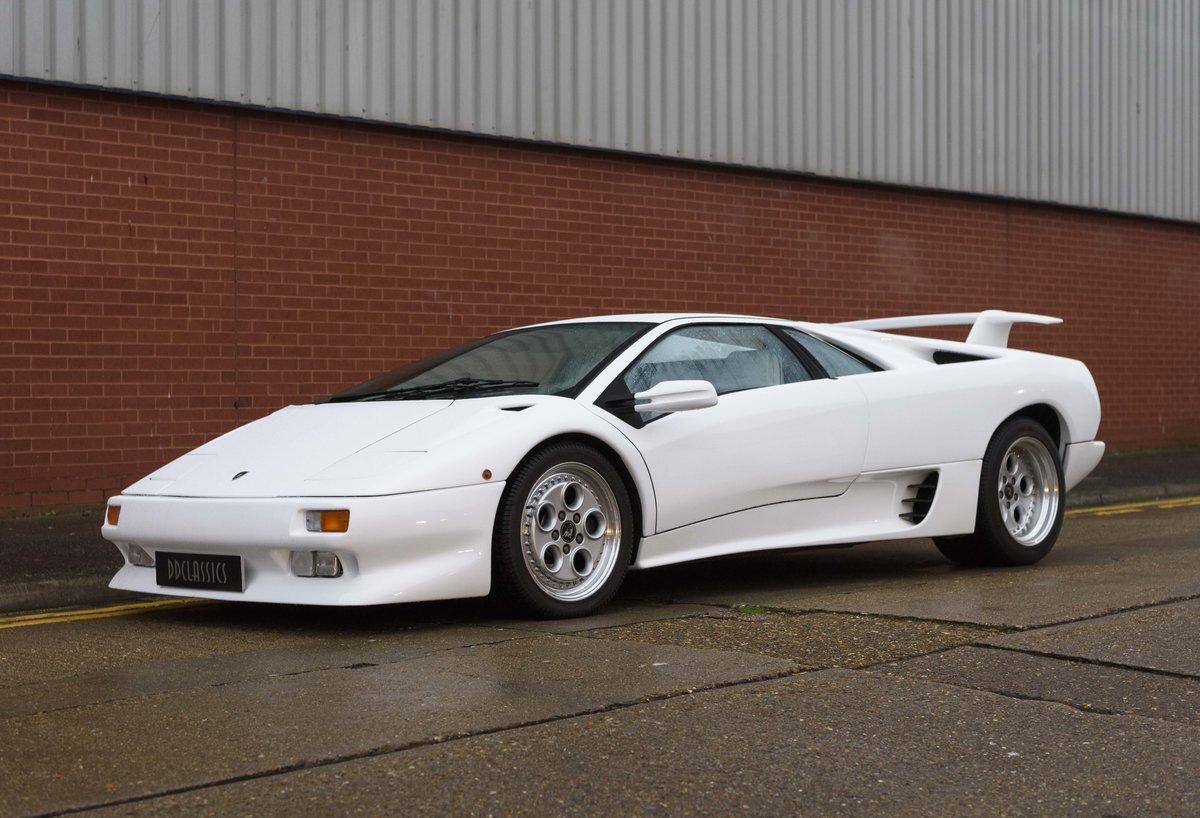 1993 Lamborghini Diablo (RHD) For Sale (picture 1 of 21)