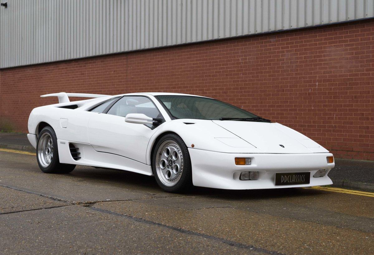1993 Lamborghini Diablo (RHD) For Sale (picture 2 of 21)