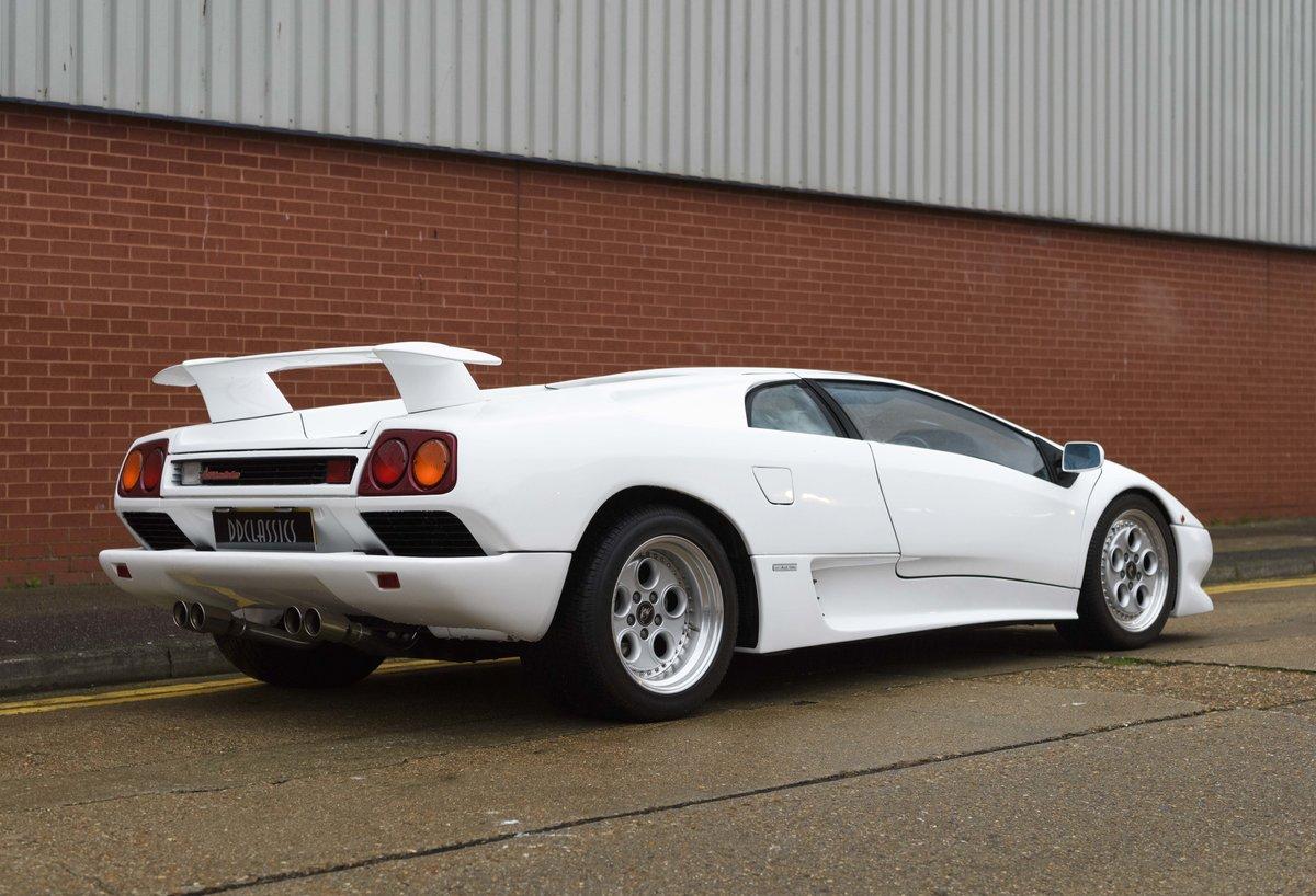 1993 Lamborghini Diablo (RHD) For Sale (picture 3 of 21)