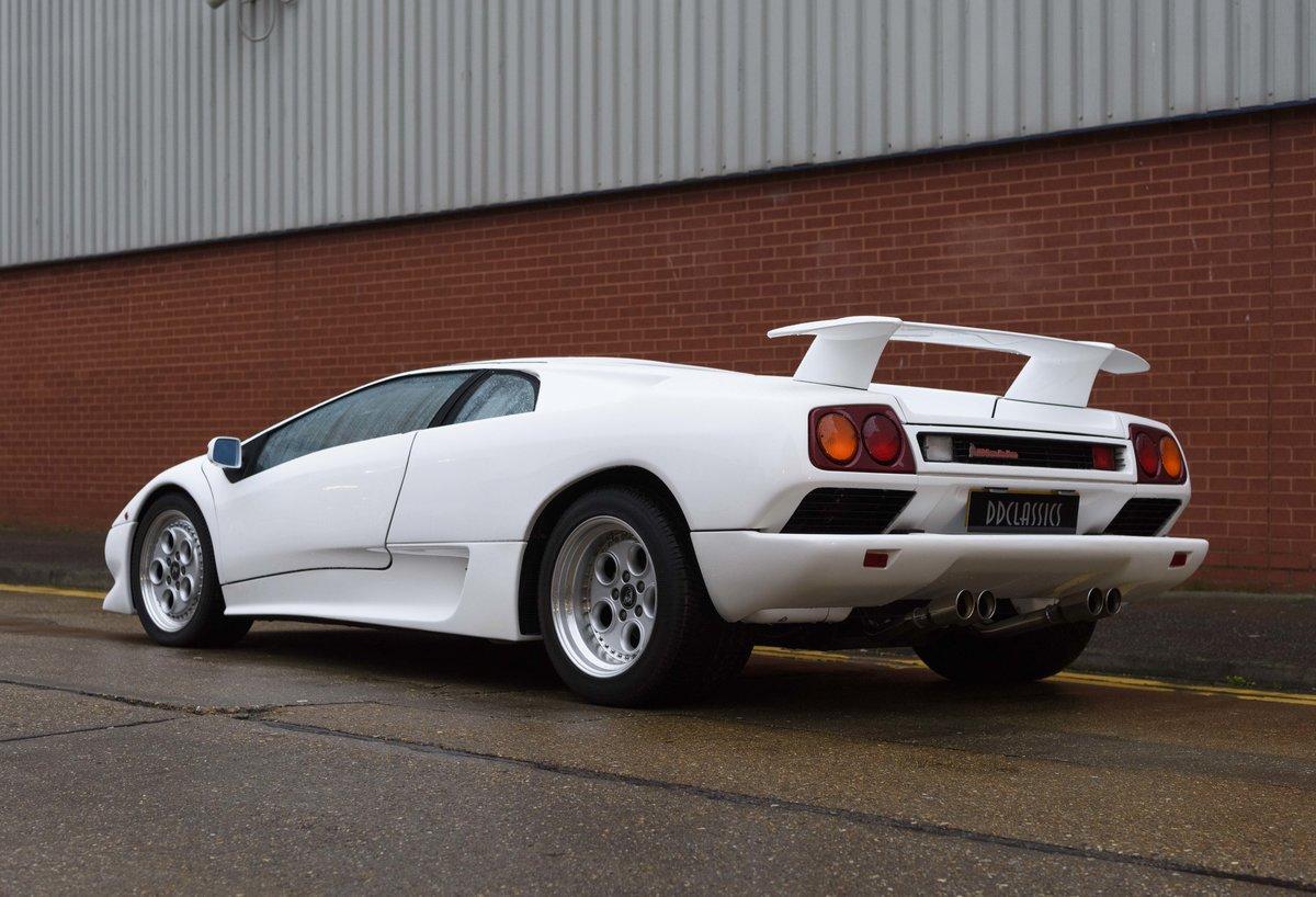 1993 Lamborghini Diablo (RHD) For Sale (picture 4 of 21)