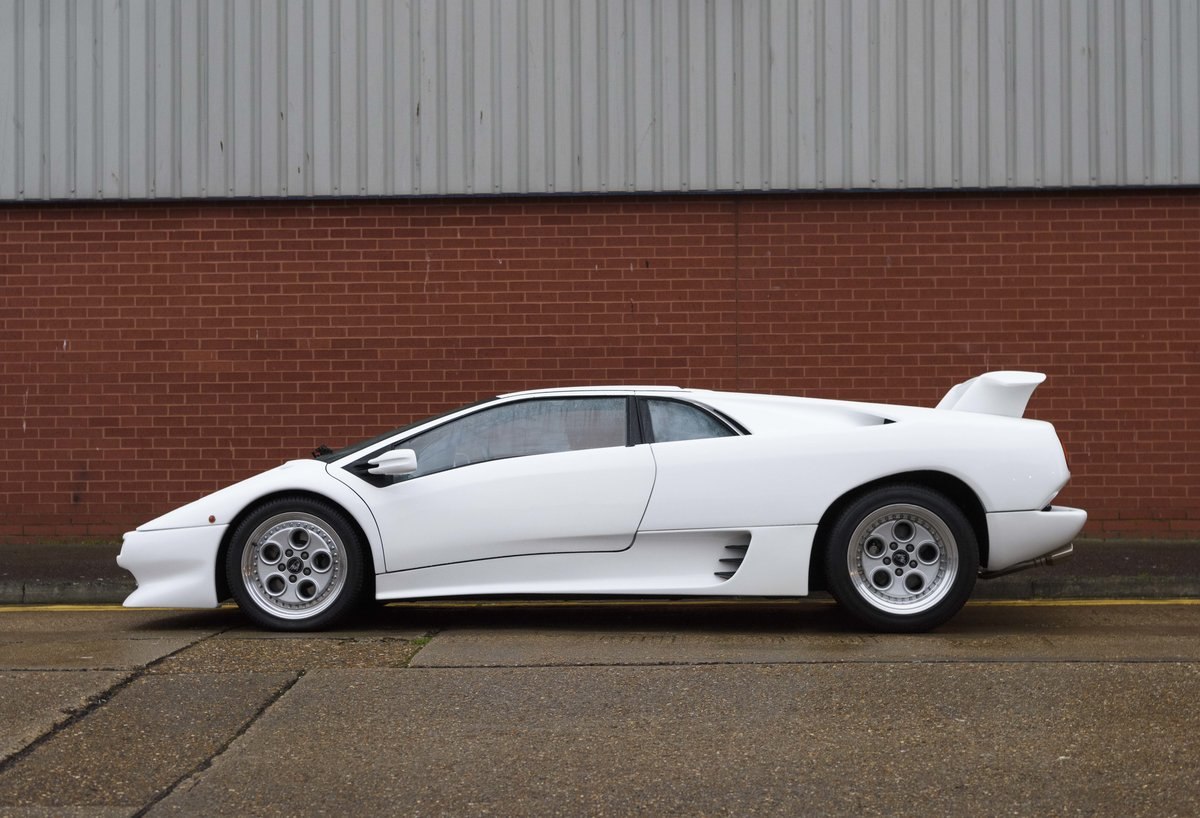 1993 Lamborghini Diablo (RHD) For Sale (picture 6 of 21)