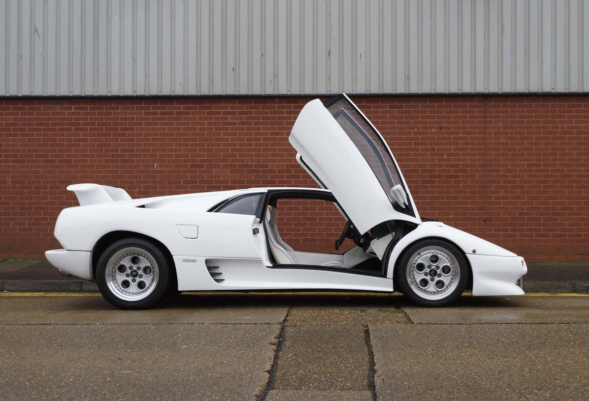 1993 Lamborghini Diablo (RHD) For Sale (picture 7 of 21)