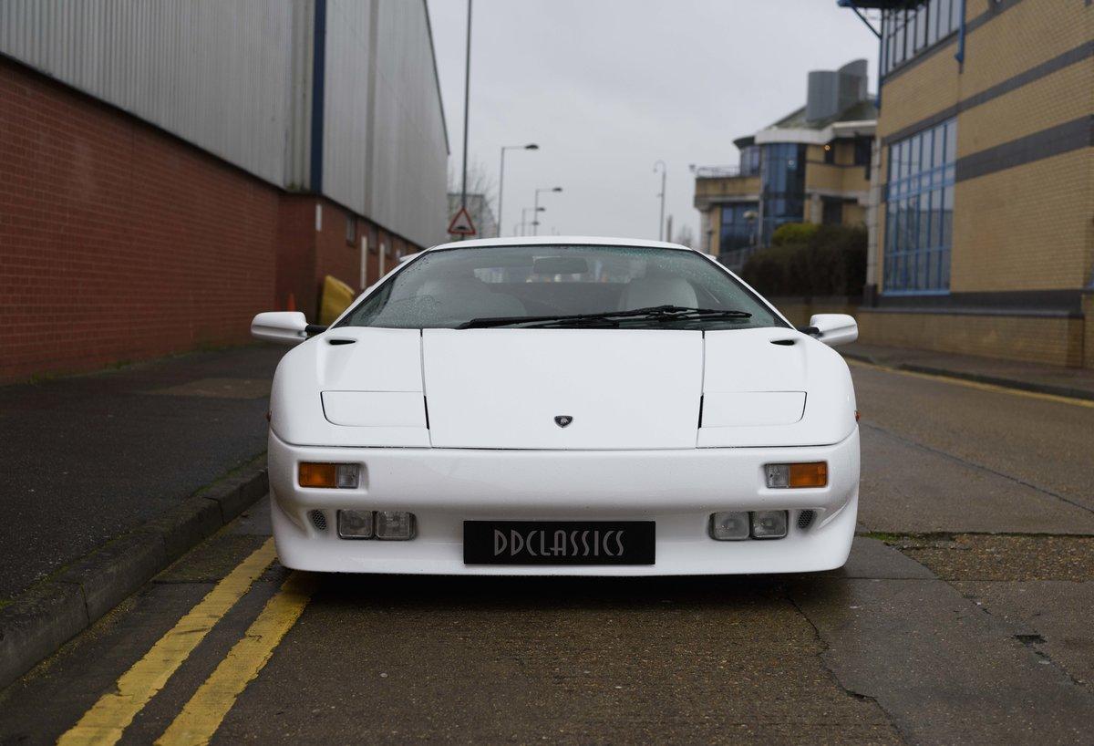 1993 Lamborghini Diablo (RHD) For Sale (picture 8 of 21)
