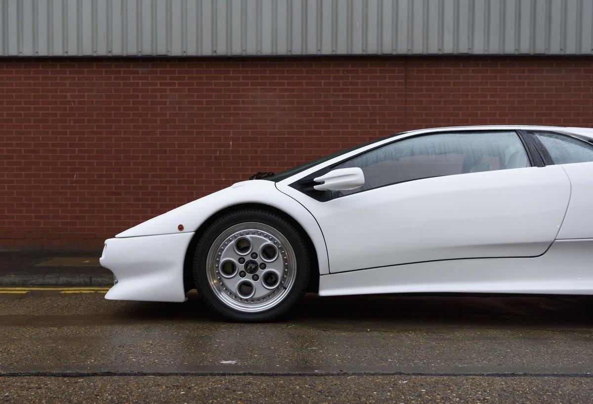 1993 Lamborghini Diablo (RHD) For Sale (picture 10 of 21)