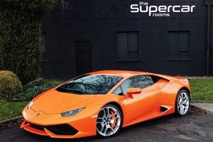 Lamborghini Huracan 610-4 - 2015 - 2K Miles -