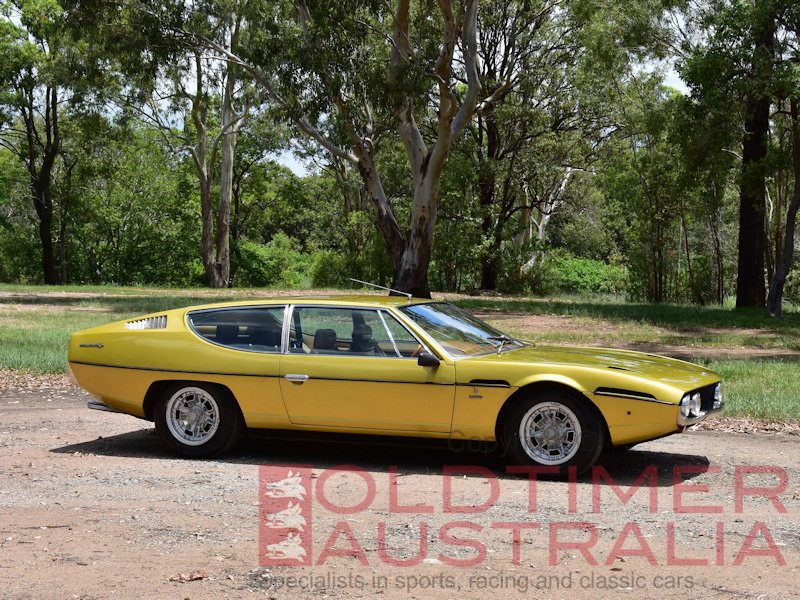 1970 Lamborghini Espada Series 2 For Sale (picture 1 of 6)