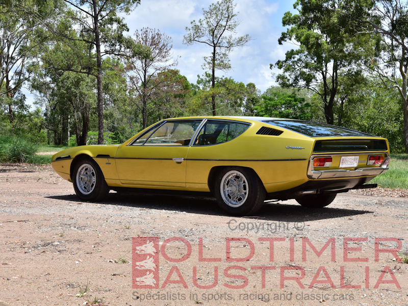 1970 Lamborghini Espada Series 2 For Sale (picture 2 of 6)