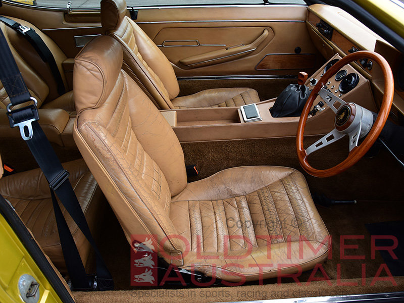 1970 Lamborghini Espada Series 2 For Sale (picture 4 of 6)