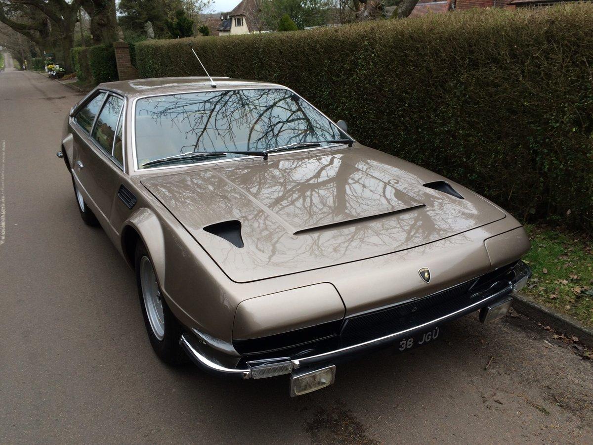 1974 Lamborghini Jarama Very rare in nice condition For Sale (picture 1 of 6)