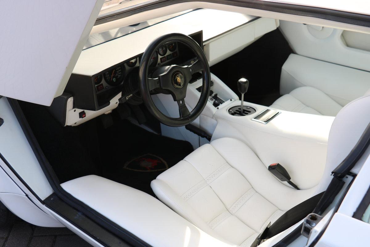 1984 Lamborghini Countach 5000S - LHD - Low KM's! For Sale (picture 3 of 6)