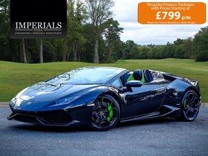 2016 Lamborghini  HURACAN  LP 610-4 SPYDER CABRIOLET VAT Q 7 SPEE