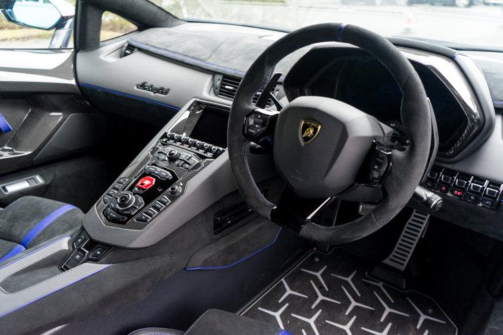 Lamborghini Aventador SVJ 2019/19 For Sale (picture 4 of 6)