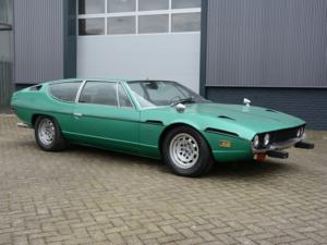 1973 Lamborghini Espada series 3 matching numbers and colours