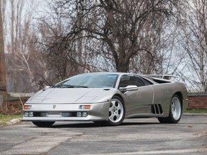 1996 Lamborghini Diablo SE30  For Sale by Auction