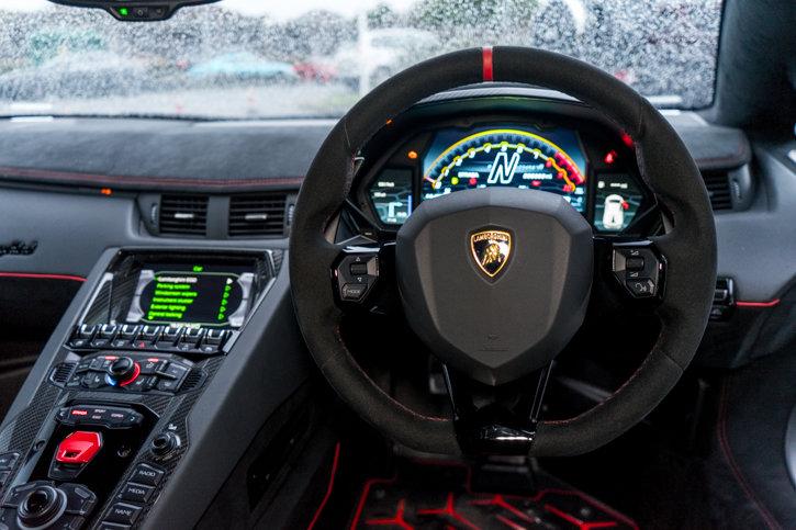 Lamborghini Aventador SVJ 2019/19 (VAT QUALIFYING) For Sale (picture 4 of 6)
