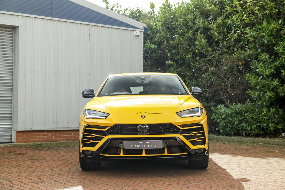2019 Lamborghini Urus For Sale (picture 4 of 10)