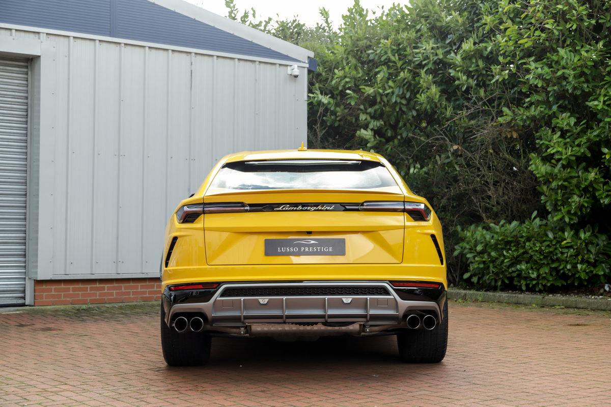 2019 Lamborghini Urus For Sale (picture 5 of 10)
