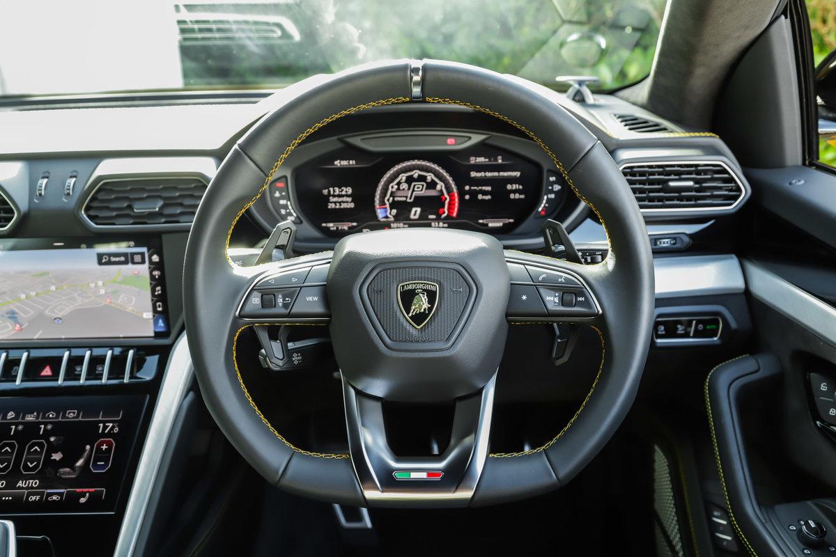 2019 Lamborghini Urus For Sale (picture 9 of 10)