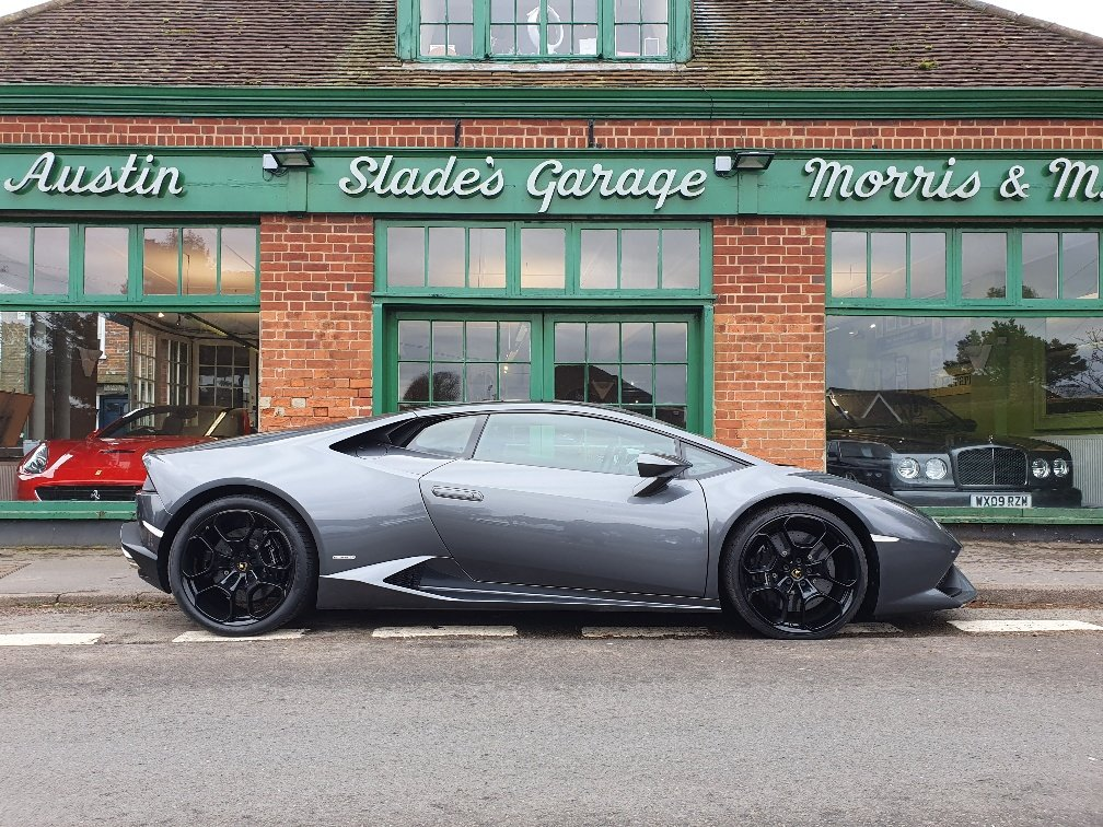 2014 Lamborghini Huracan Coupe  For Sale (picture 1 of 6)
