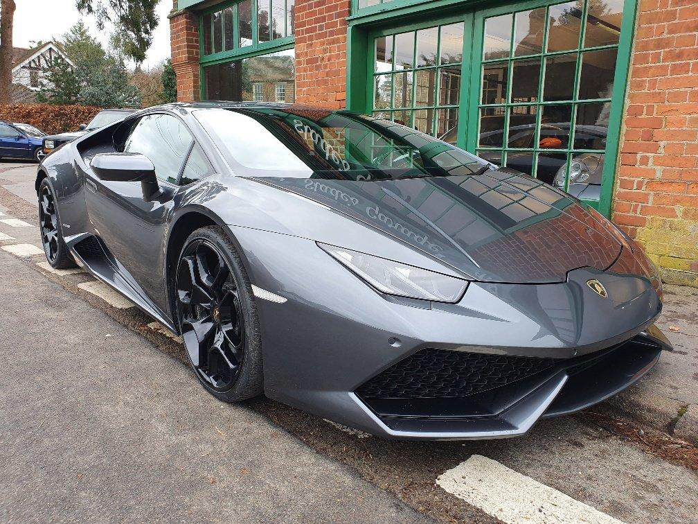 2014 Lamborghini Huracan Coupe  For Sale (picture 2 of 6)
