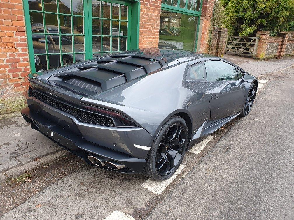 2014 Lamborghini Huracan Coupe  For Sale (picture 3 of 6)