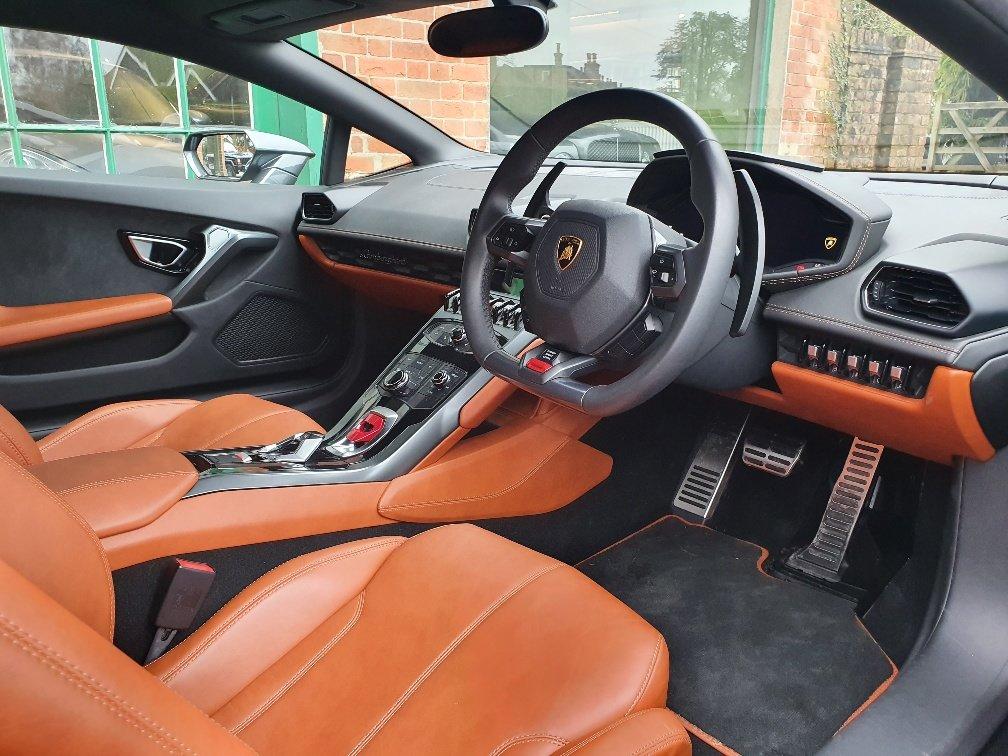 2014 Lamborghini Huracan Coupe  For Sale (picture 4 of 6)